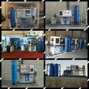 سیستمهای تصفیه آب